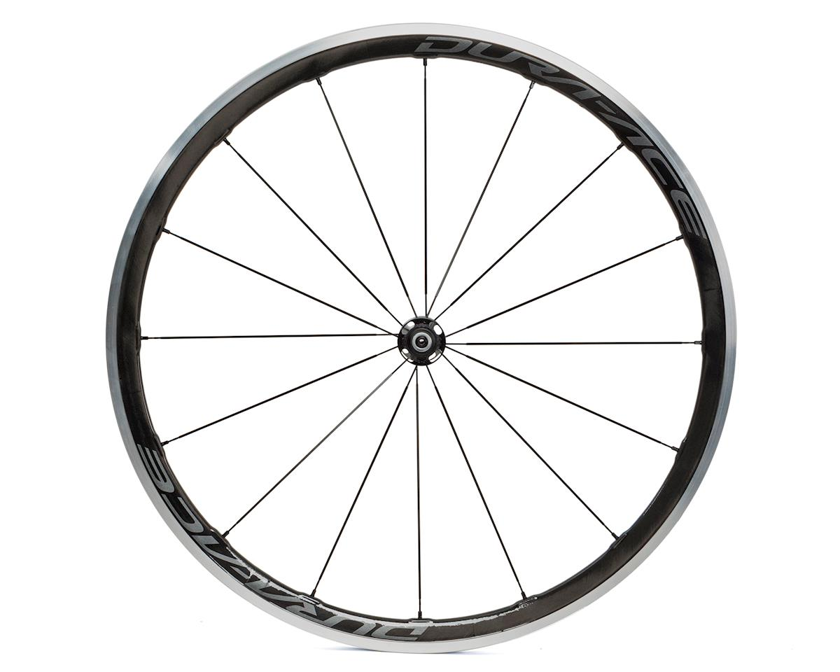 Shimano Dura-Ace WH-R9100-C40-CL Carbon Clincher Wheelset w/ Wheel Bags