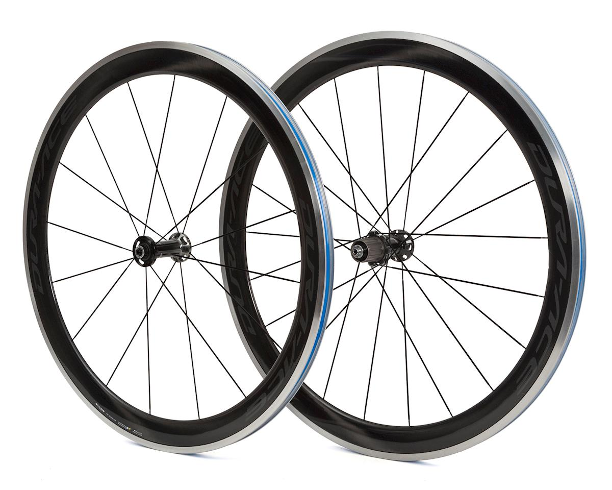 WH-R9100-C60-CL Carbon Laminated Clincher Wheelset