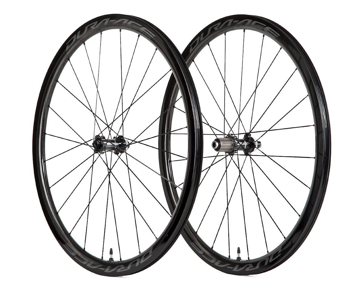 Shimano Dura Ace R9170 C40 Less Disc Wheelset Center Lock Ewhr9170c40pelb Parts Amain Cycling