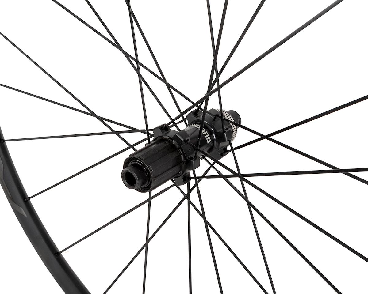 Shimano GRX WH-RS370 11-Speed 700c Tubeless Ready Wheelset (Center-Lock)