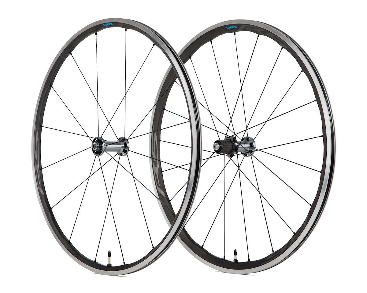 Shimano Wh Rs700 C30 Clincher Wheel Set Rim Brake Ewhrs700c30frm