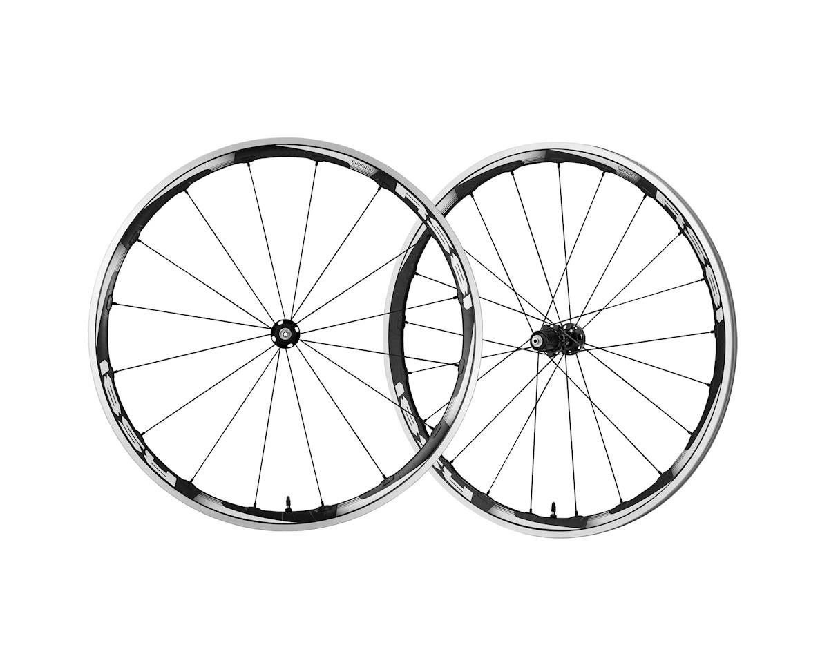 Shimano WH-RS81 C35-TL Road Wheelset