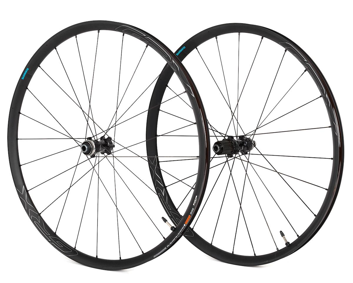 Shimano GRX WH-RX570 11-Speed 650B Tubeless Ready Wheelset (Center-Lock) | relatedproducts