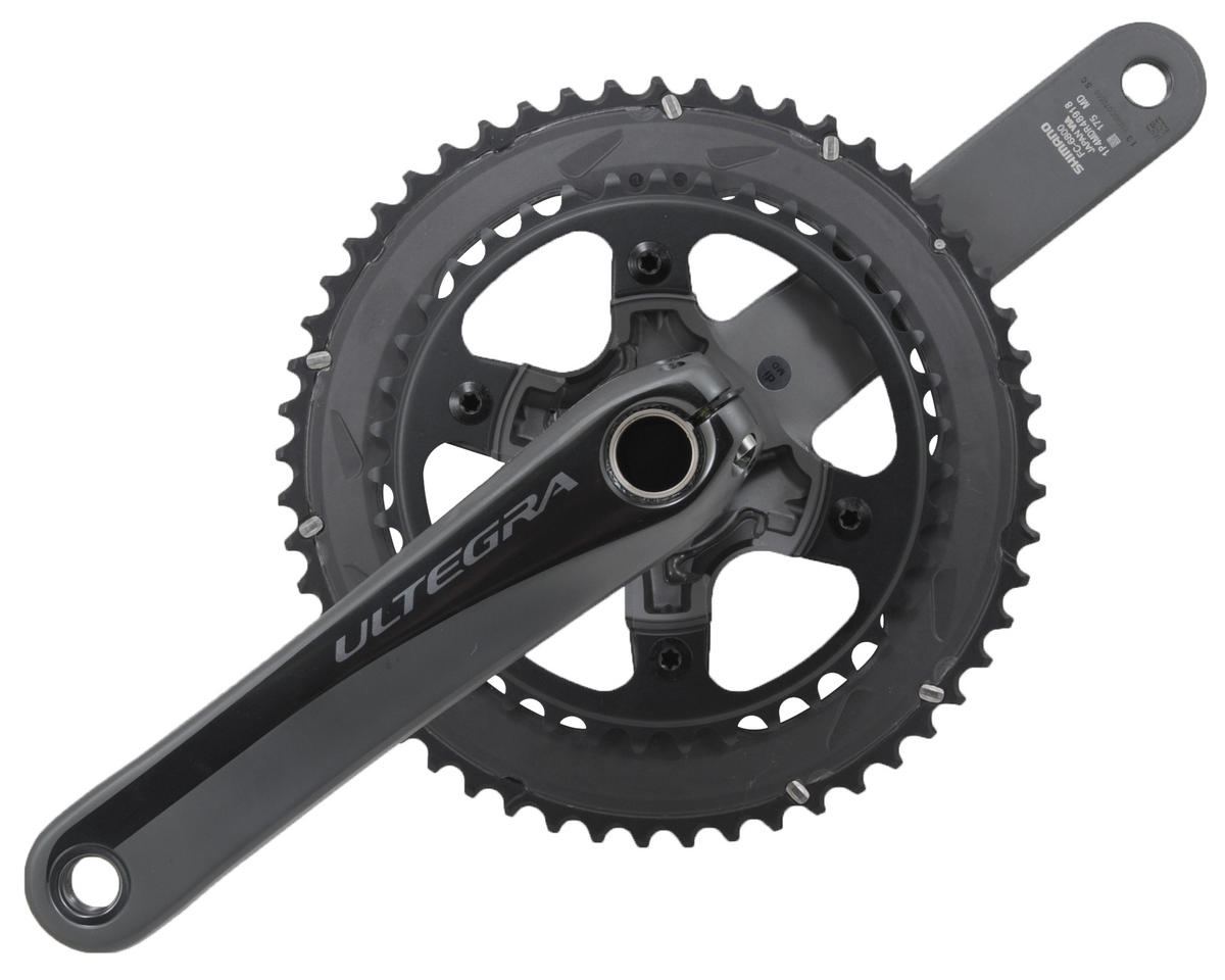Image 2 for Shimano Ultegra FC-6800 Hollowtech II Crankset (53-39)
