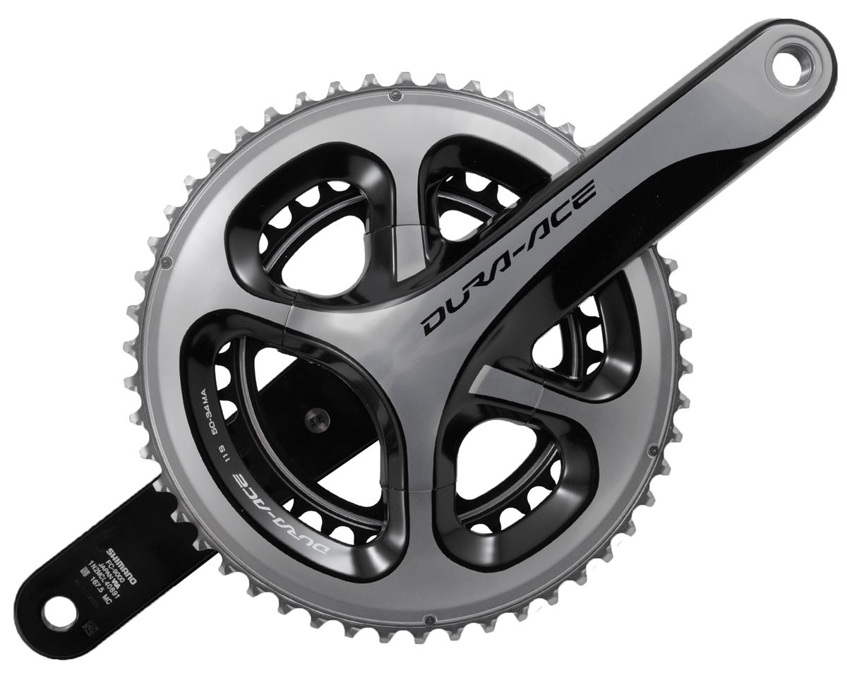 Shimano Dura-Ace FC-9000 Hollowtech II Crankset (167.5mm) (50-34T)