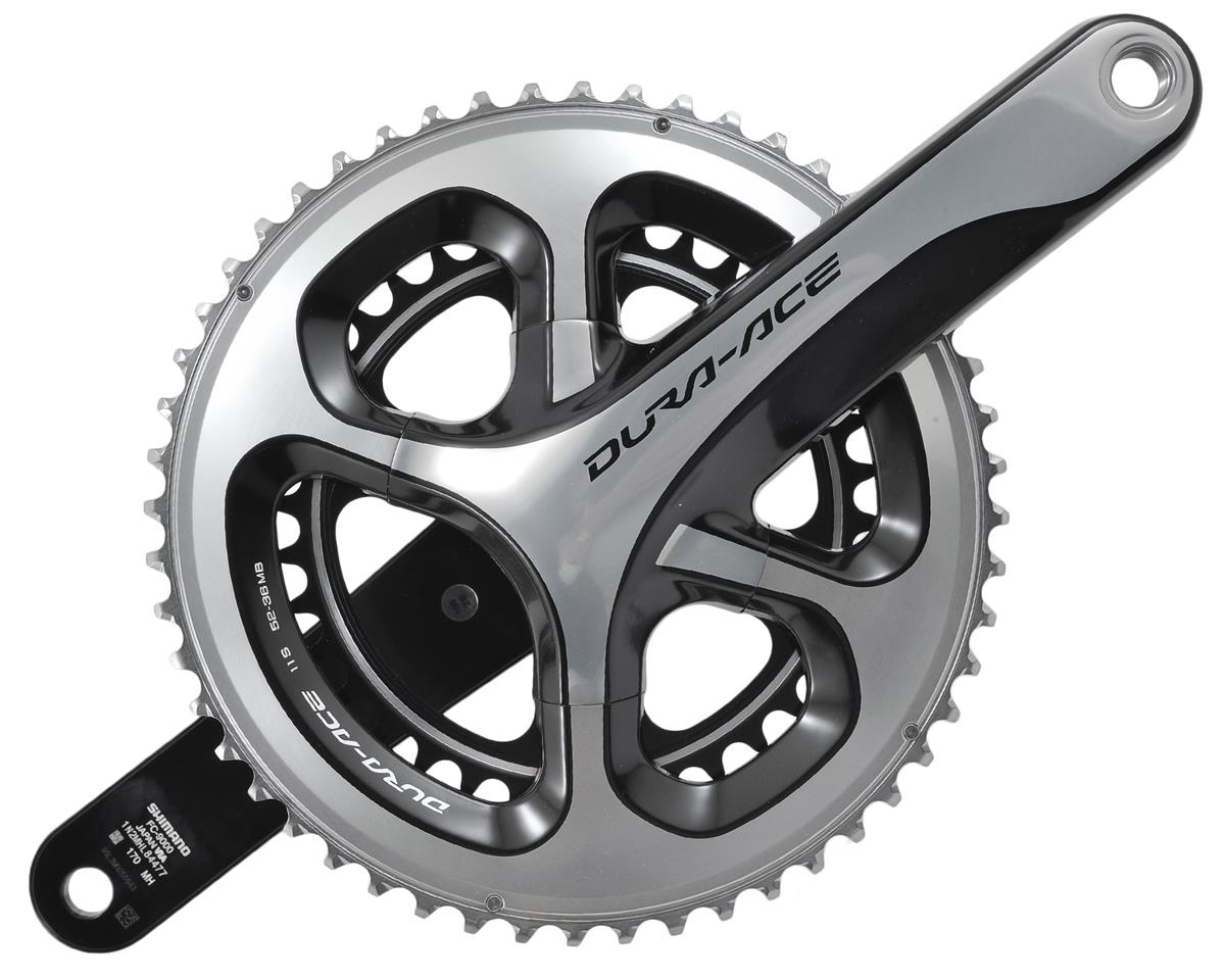 Shimano Dura-Ace FC-9000 Hollowtech II Crankset (170mm) (52-36T)