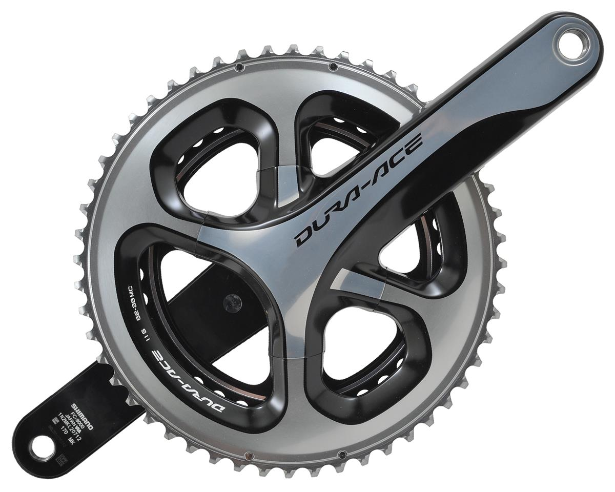 Shimano Dura-Ace FC-9000 Hollowtech II Crankset (170mm) (52-38T)