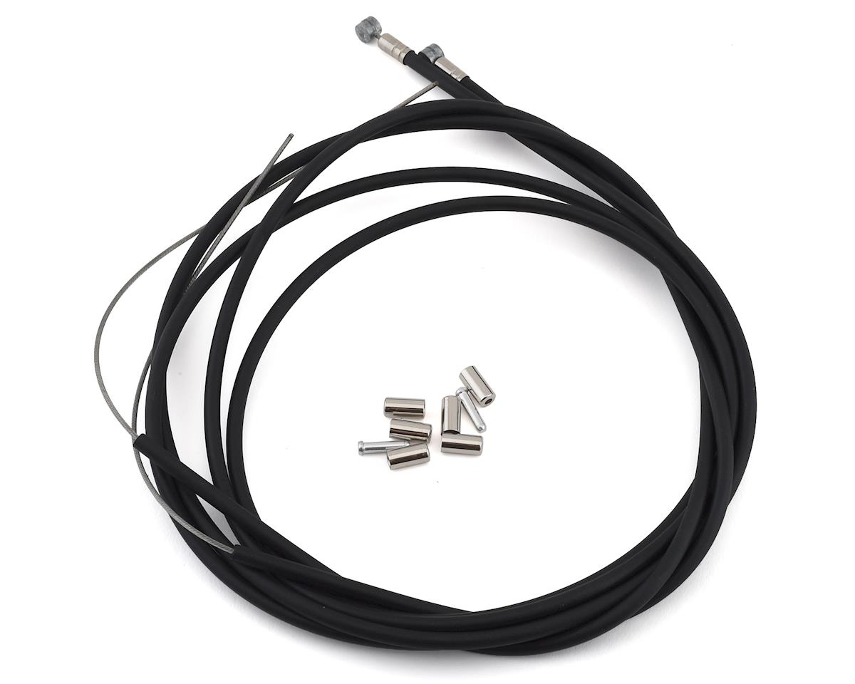 Shimano MTB Brake Cable and Housing Set (Black)