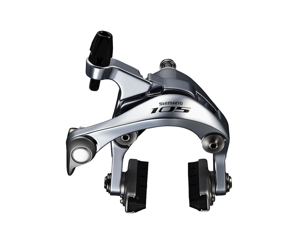 Shimano 105 BR-5800 Brake Caliper Set (Silver) (Road)