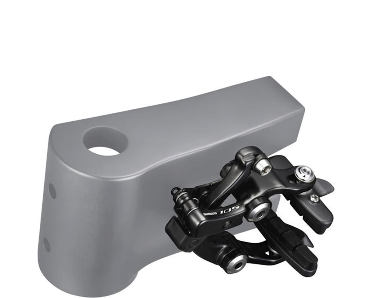 Shimano 105 BR-5810 Direct Mount Rear Caliper (Black)