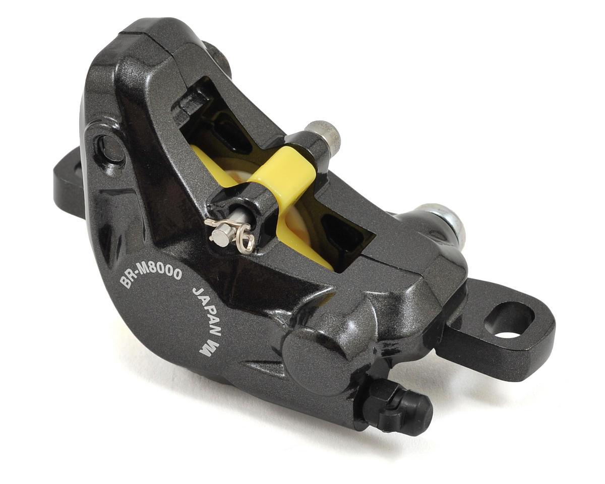 23240473a7a Shimano BR-M8000 XT Disc-Brake Caliper w/ Resin Pads [IBRM8000MPRX] | Parts  - Nashbar