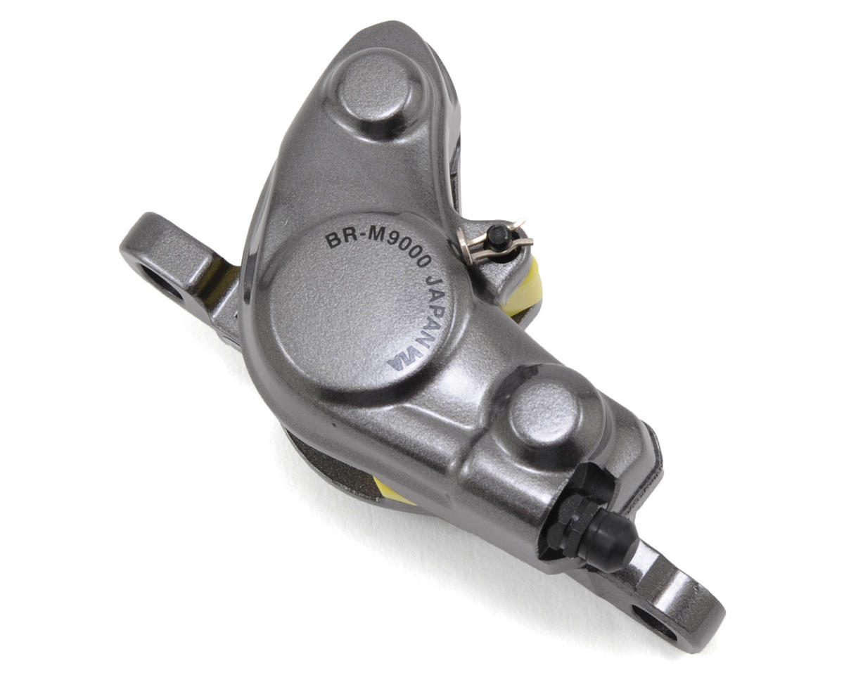 Shimano BR-M9000 XTR Disc-Brake Caliper (Front Or Rear)
