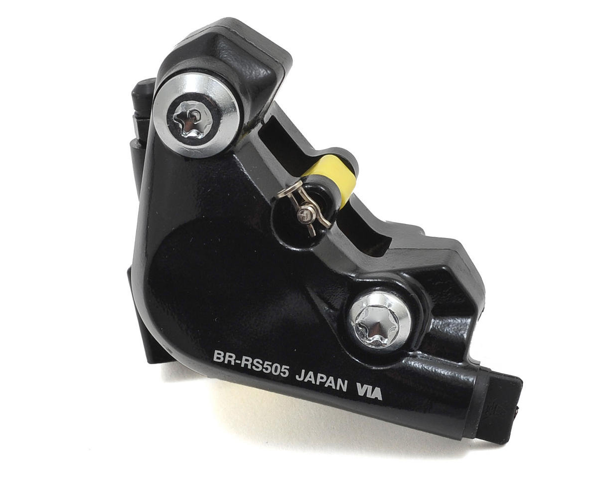 Shimano Hydraulic Road Disc Brake Calipers (Flat Mount Rear)