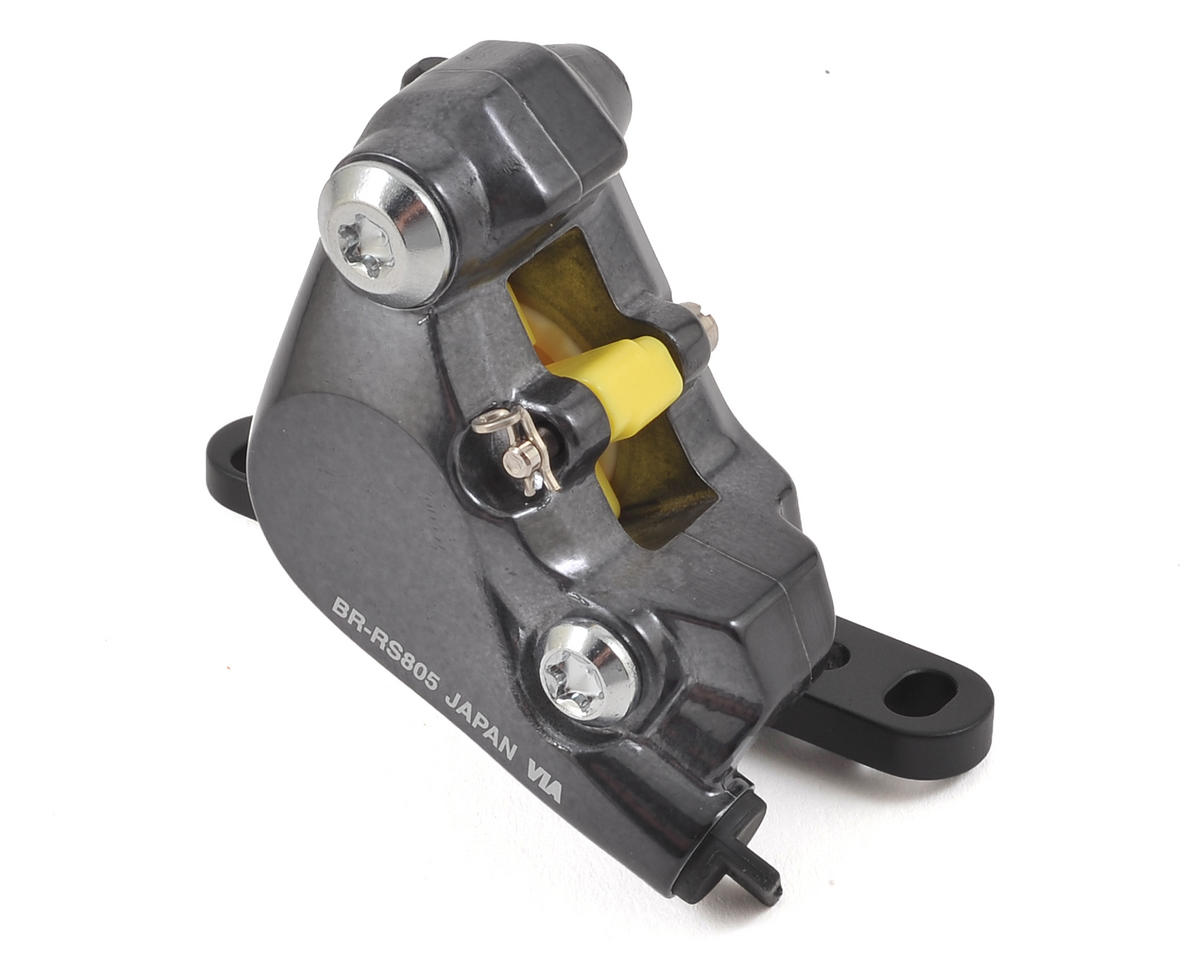 Shimano BR-RS805 Hydraulic Road Brake Calipers (Flat Mount) (Front)