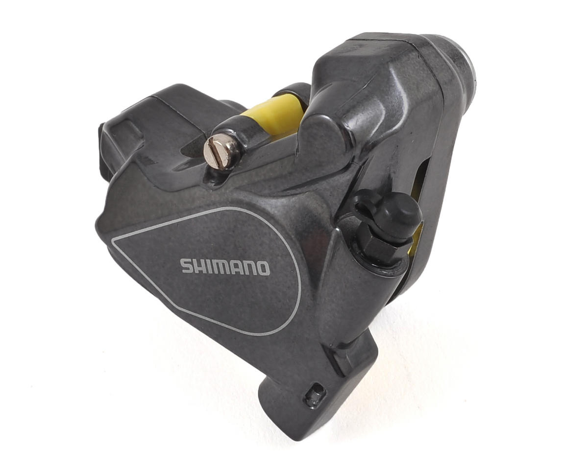 Shimano RS805 Road Disc Brake Caliper w/ Resin Pads (Flat-Mount) (Rear)
