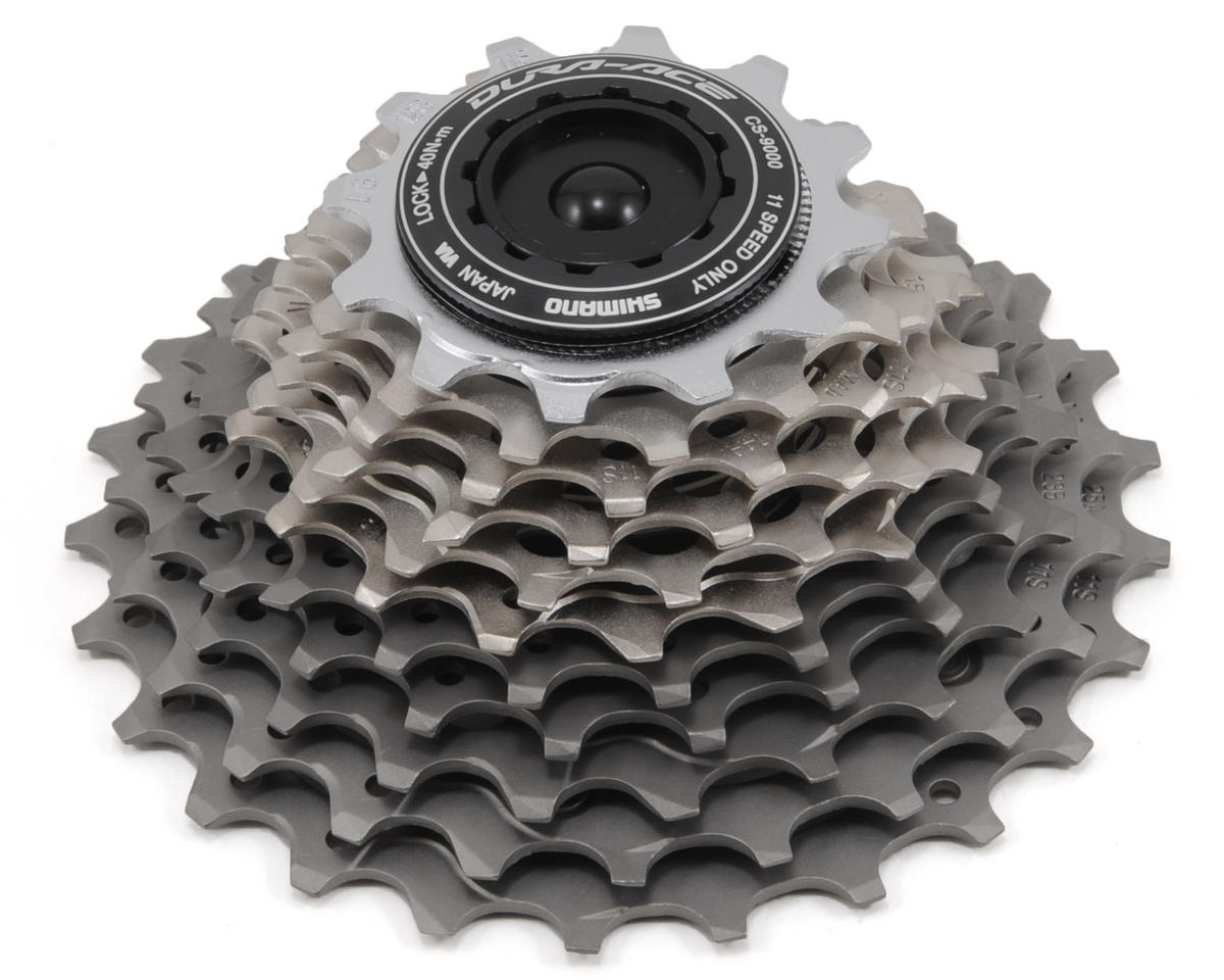 Shimano Dura-Ace CS-9000 11-Speed Cassette (12-25T)
