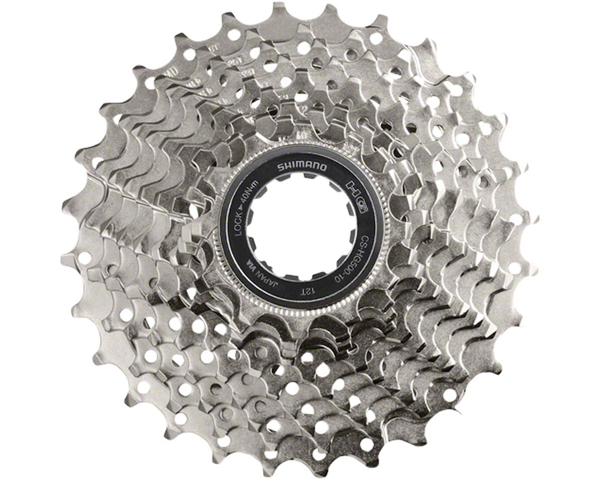 Shimano CS-HG500 10-Speed Cassette (11-25T)