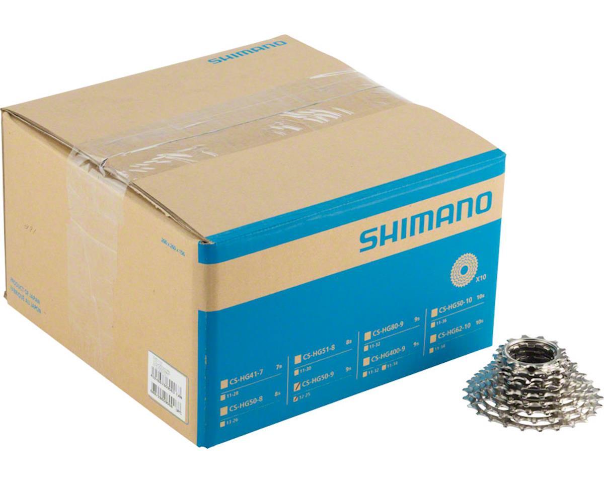 Shimano CS-HG50 9-Speed 12-25t Cassettes Bulk 10-Pack