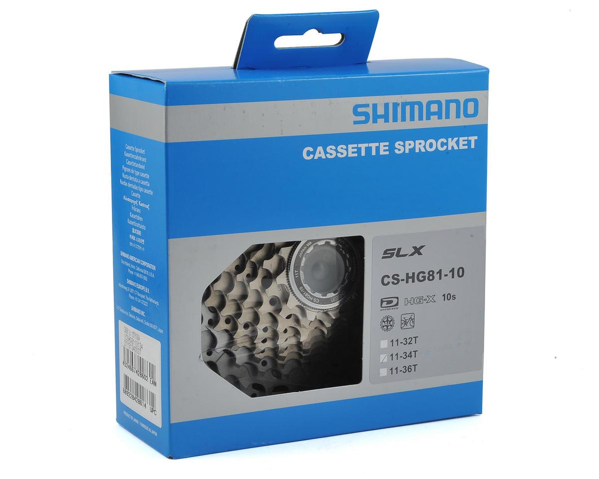 Shimano CS-HG81 SLX 10-Speed Cassette (11-34T)