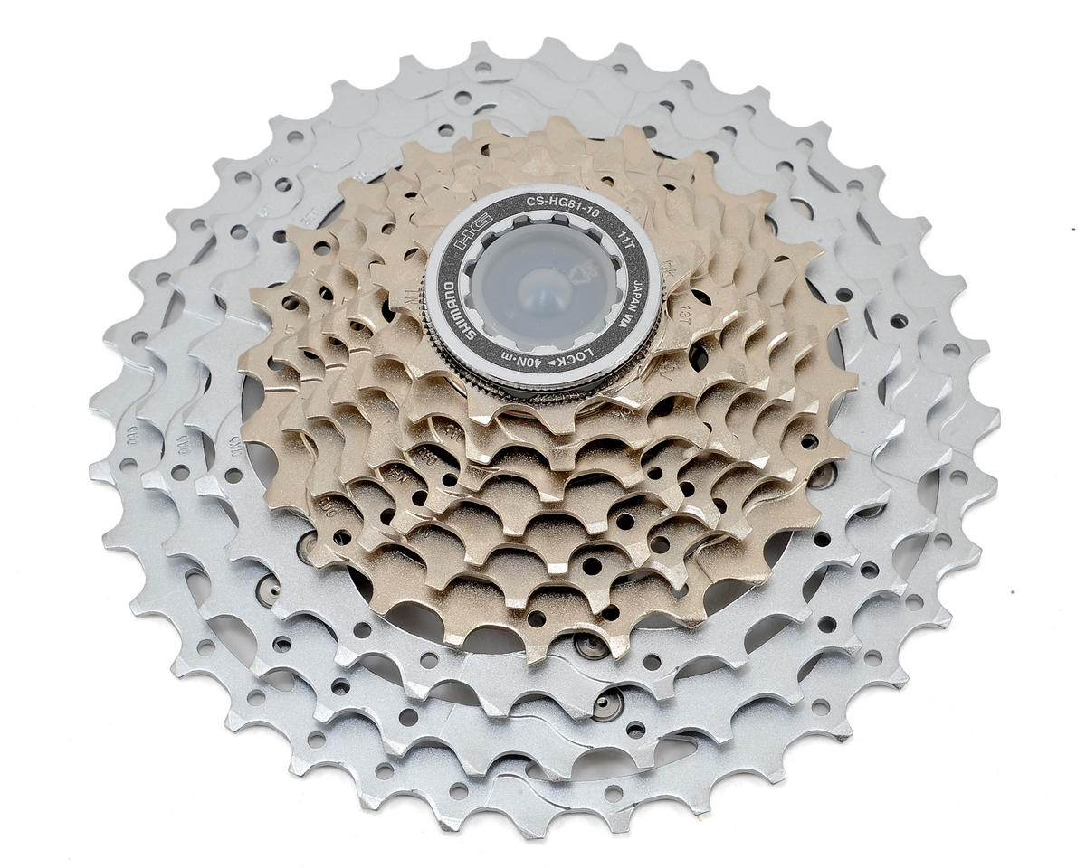 Shimano CS-HG81 SLX 10-Speed Cassette (11-36T)