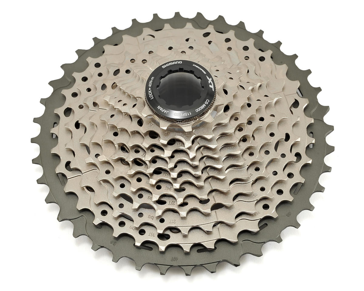 Shimano Deore XT CS-M8000 11-Speed Cassette (11-40T) | alsopurchased