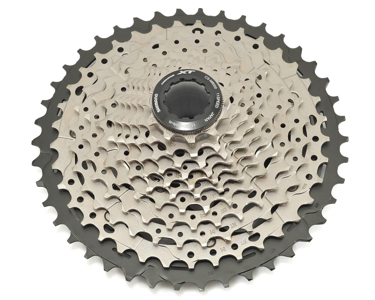 Shimano Deore XT CS-M8000 11-Speed Cassette (11-42T) | alsopurchased