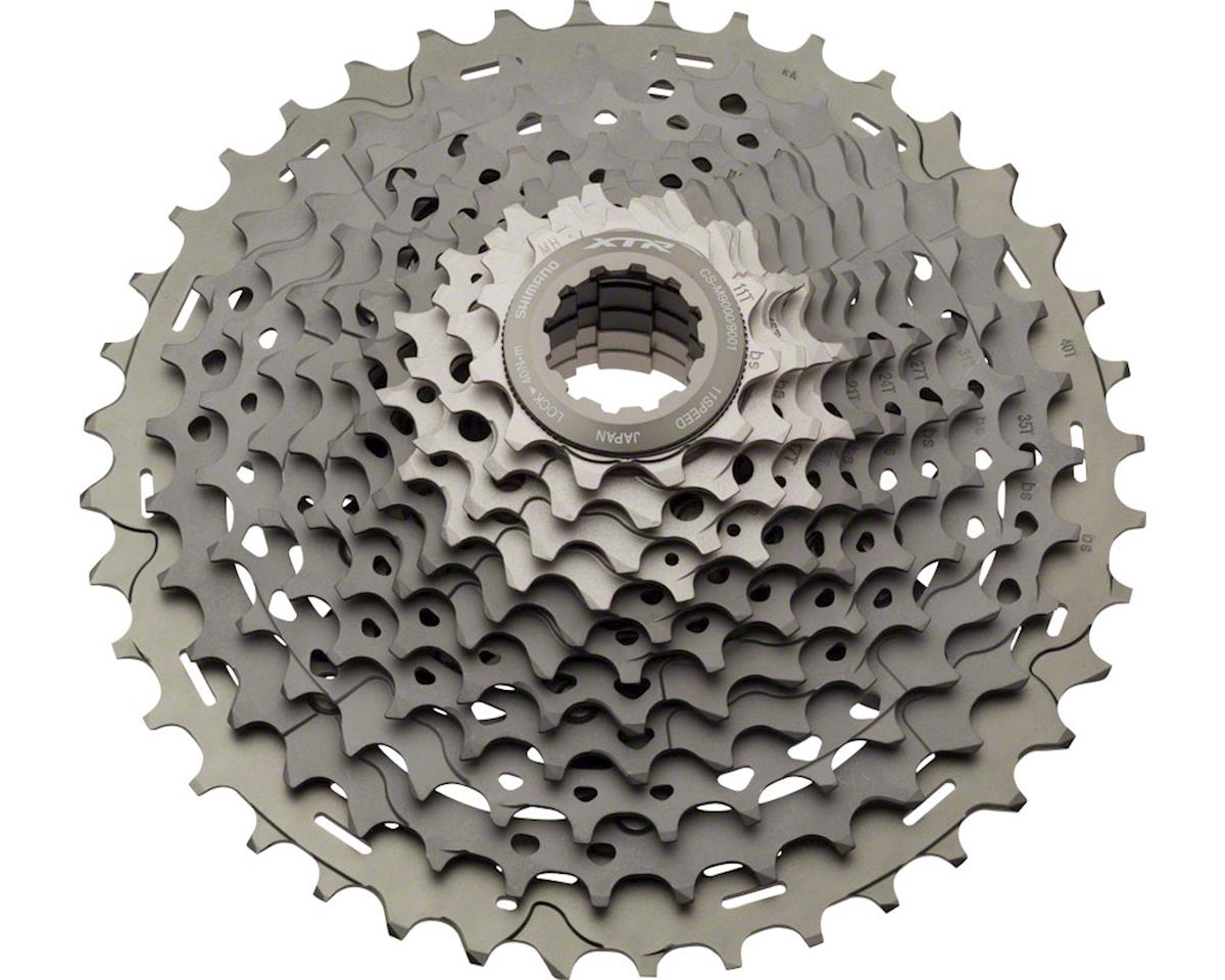 Shimano XTR CS-M9001 11-Speed 11-40t Cassette for 1x, 2x and Triple