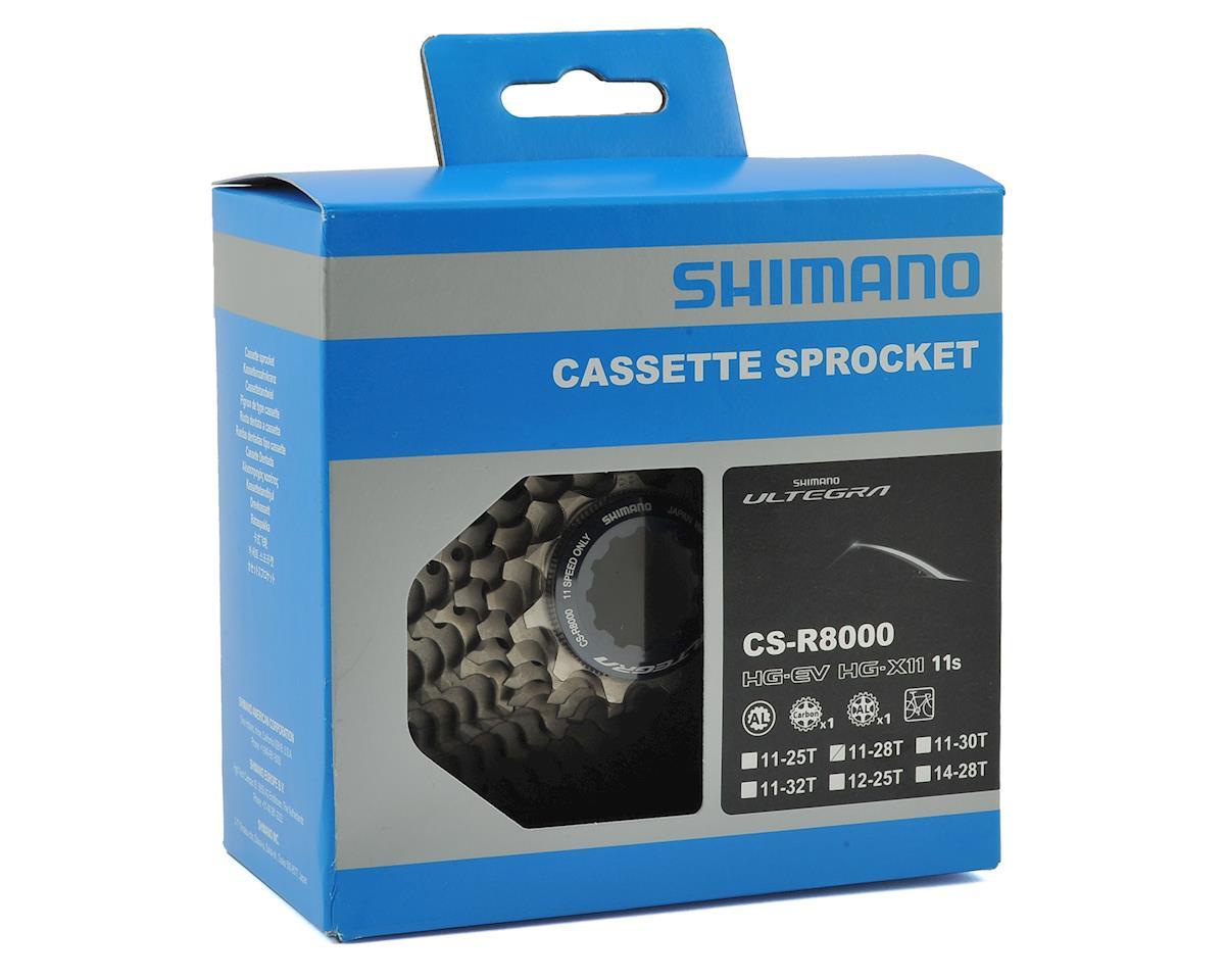 Shimano Ultegra CS-R8000 11-Speed Cassette (11-28T)