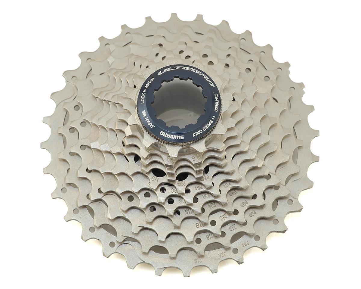 Shimano CS-R8000 Ultegra 11 Speed  Road Bike Cassette 11-32