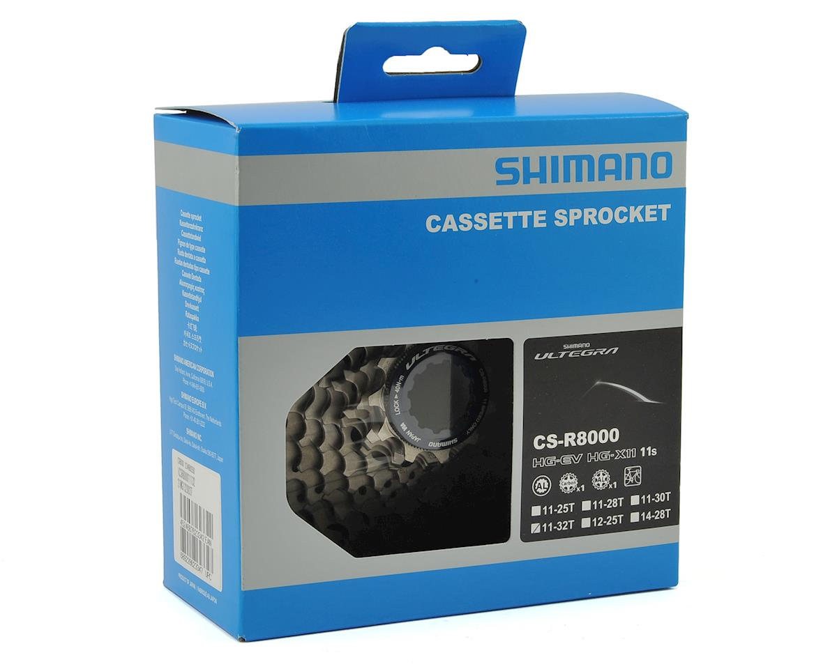 Shimano Ultegra CS-R8000 11-Speed 12-25t Cassette