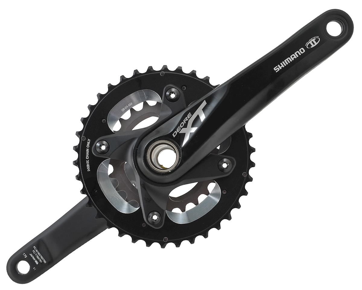 Shimano FC-M785-L Deore XT Hollowtech 2 10-Speed Crankset (38X24T) (175mm)