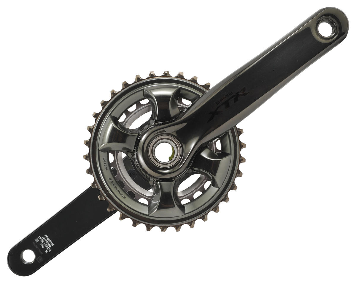 Shimano FC-M9000-2 XTR Hollowtech 2 Race Crankset (170mm) (34-24T)