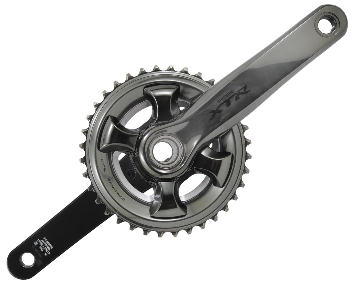 Shimano FC-M9000-2 XTR Hollowtech 2 Race Crankset (170mm) (36-26T)