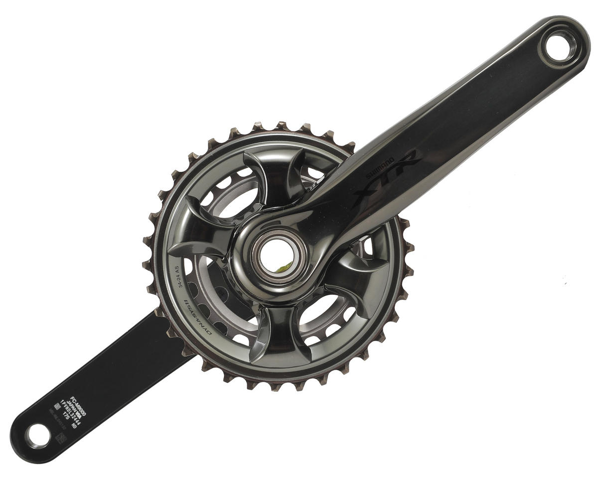 Shimano FC-M9000-2 XTR Hollowtech 2 Race Crankset (175mm) (34-24T)