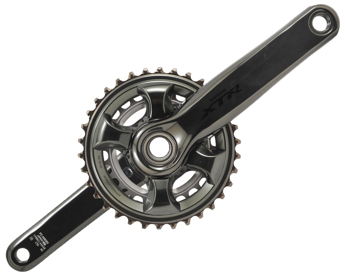 Shimano FC-M9020-2 XTR Hollowtech 2 Trail Crankset (170mm) (34-24T)
