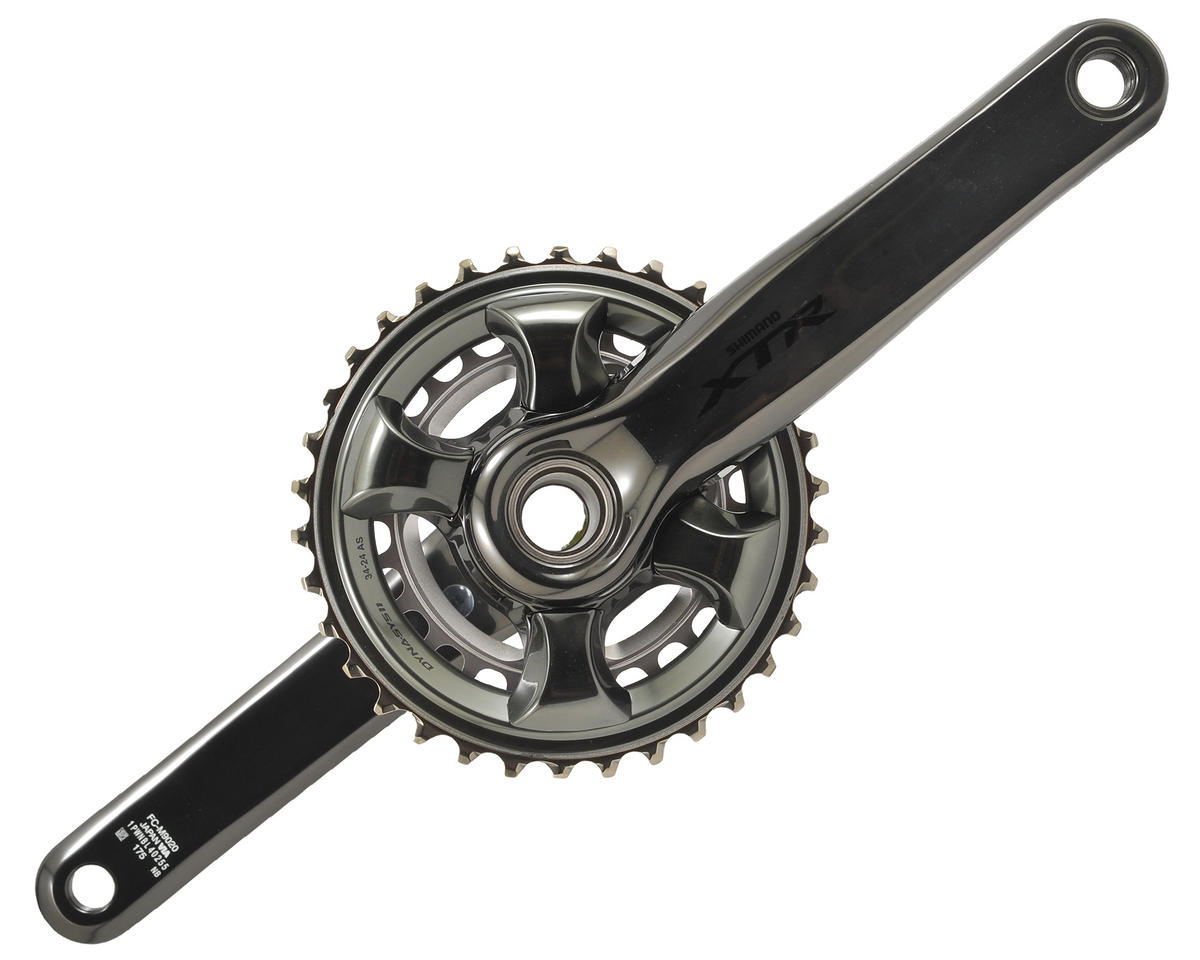 Shimano FC-M9020-2 XTR Hollowtech 2 Trail Crankset (175mm) (34-24T)