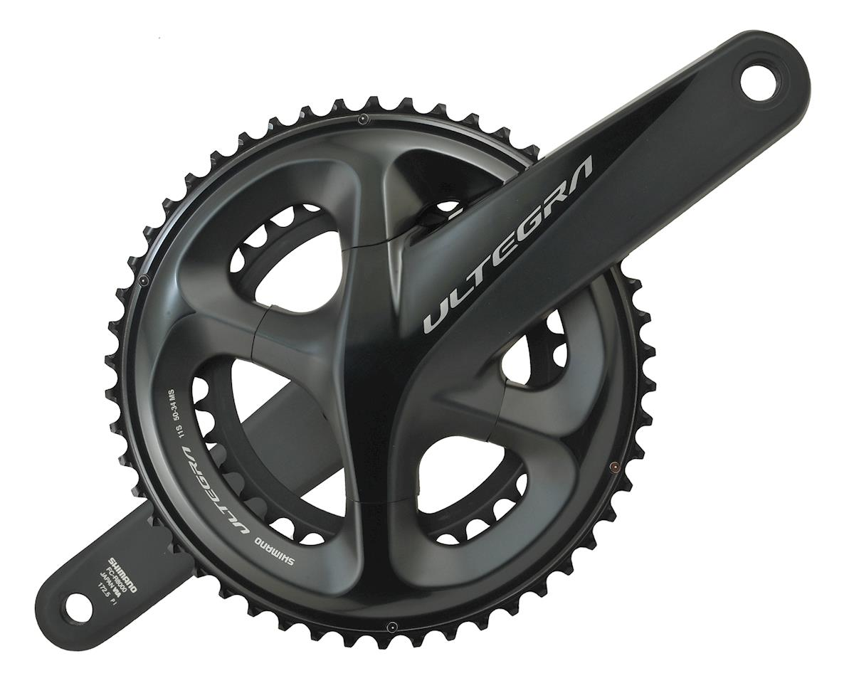 Image 1 for Shimano Ultegra FC-R8000 Hollowtech II Crankset (50-34) (172.5mm)
