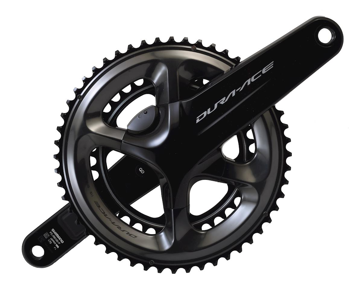 Shimano Dura-Ace R9100-P Power Meter 11-Speed Crankset (52/36t) (170mm)