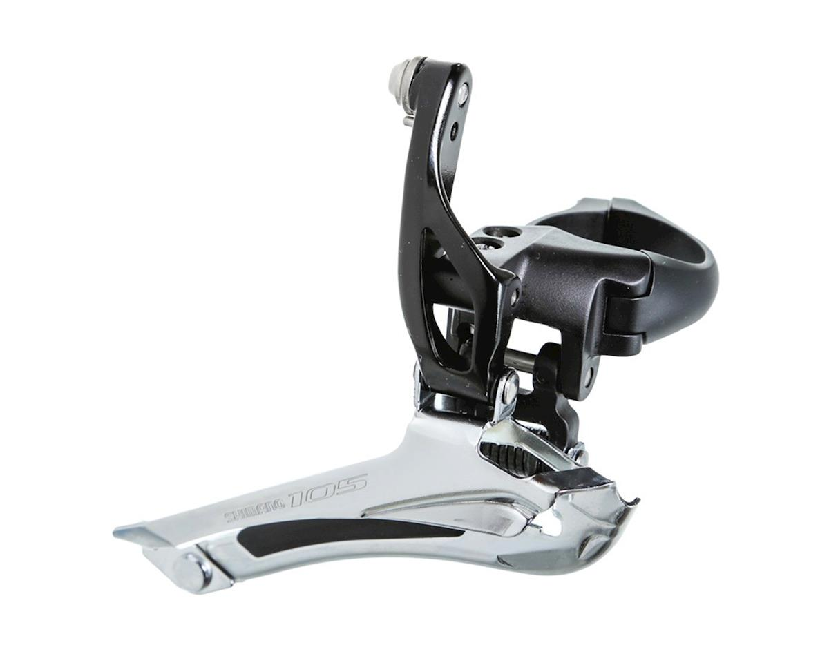 6abb83a0991 Shimano 105 5800 11 Speed Front Derailleur 31.8/28.6Mm Silver ...