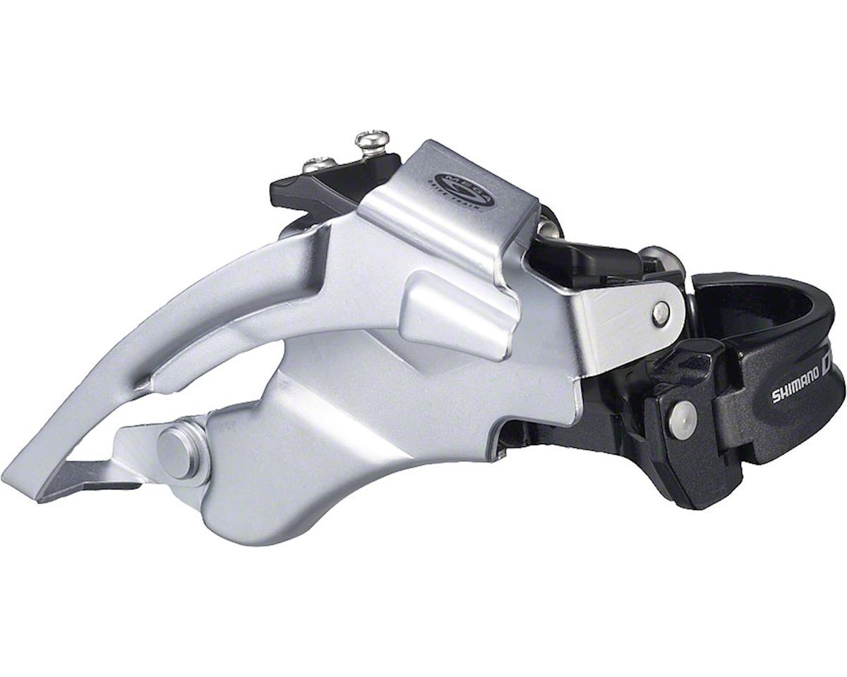 Shimano Deore FD-M590 3x9 Front Derailleur (28.6/31.8/34.9mm) (Dual-Pull)