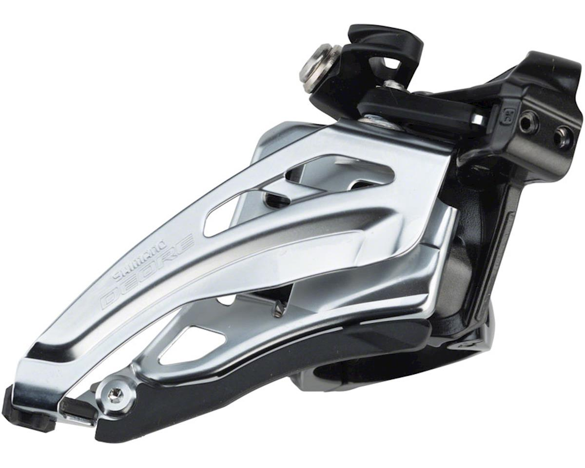 Shimano Deore FD-M6020-L 2x10 Front Derailleur (31.8/34.9mm) (Front-Pull)