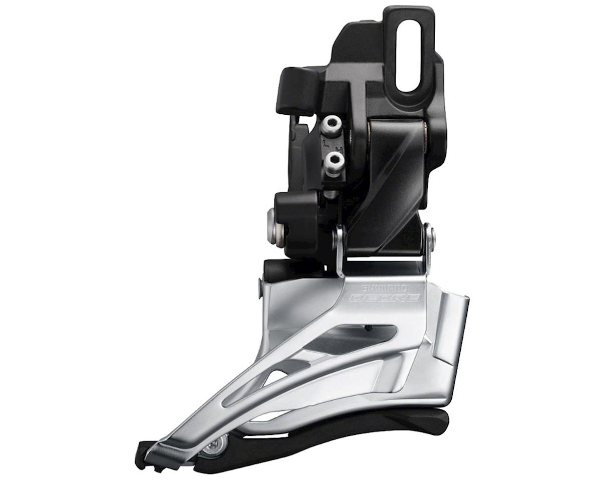 Shimano Deore FD-M6025-D 2x10 Front Derailleur (Direct- Mount) (Dual-Pull)