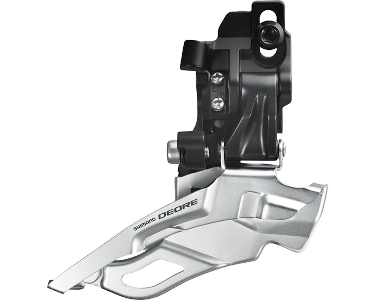 Shimano Deore FD-M611-D 3x10 Front Derailleur (Direct- Mount) (Dual-Pull)