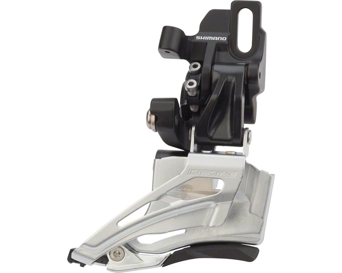 Shimano Deore FD-M618-D 2x10 Front Derailleur (Down-Swing) (High Direct- Mount)