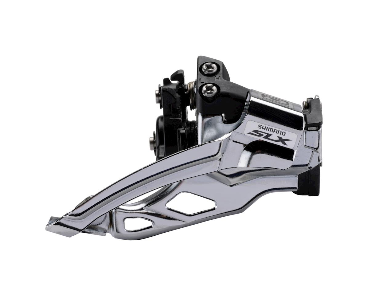 Shimano Slx M675 2X10 Multi-Clamp Top-Swing Dual-Pull Front Derailleur