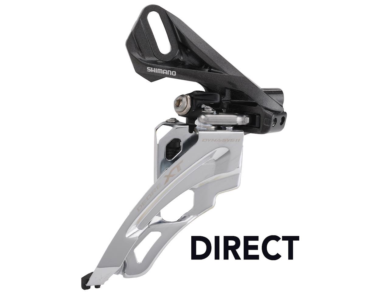 Shimano XT FD-M8000-H 3x11 Front Derailleur (Side-Swing) (28.6/31.8/34.9mm)