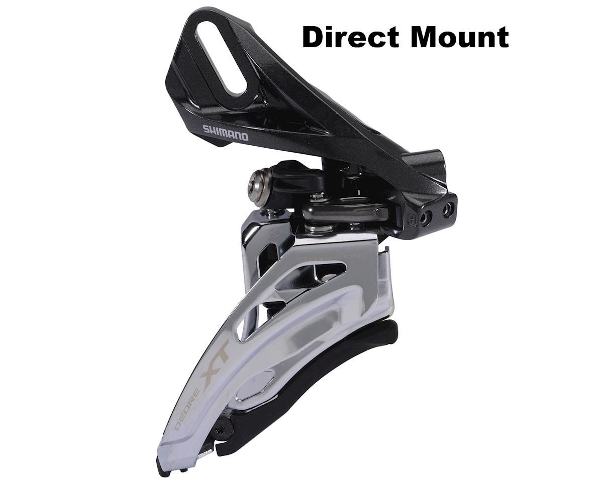 Shimano XT FD-M8020-H 2x11 Front Derailleur (Side- Swing) (28.6/31.8/34.9mm)