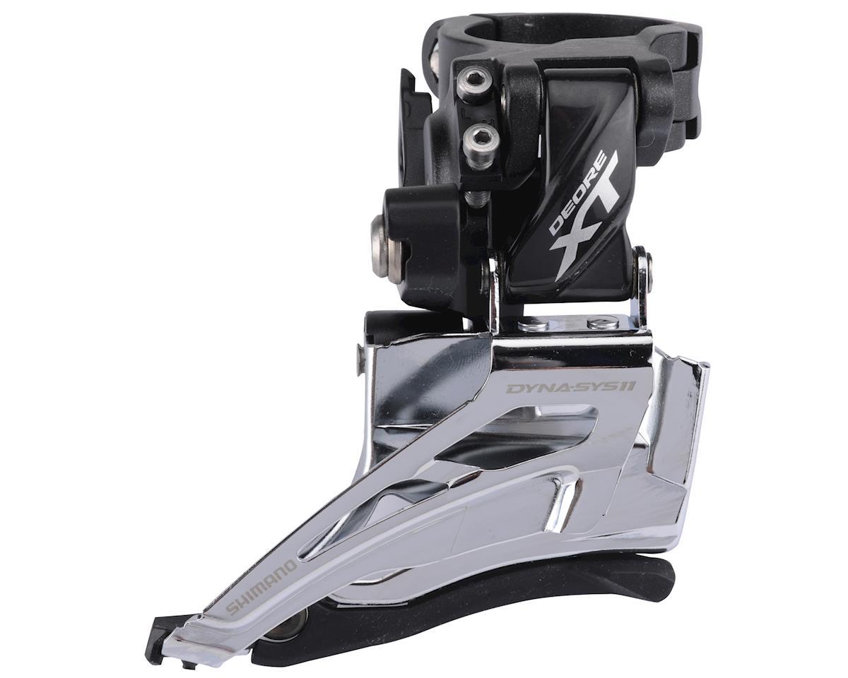 Shimano XT FD-M8025-H 2x11 Front Derailleur (Down-Swing) (28.6/31.8/34.9mm)