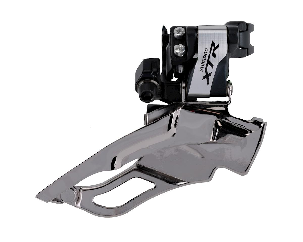 Shimano Xtr M981 3X10 Multi-Clamp Bottom Swing (Traditional) Front Derailleur