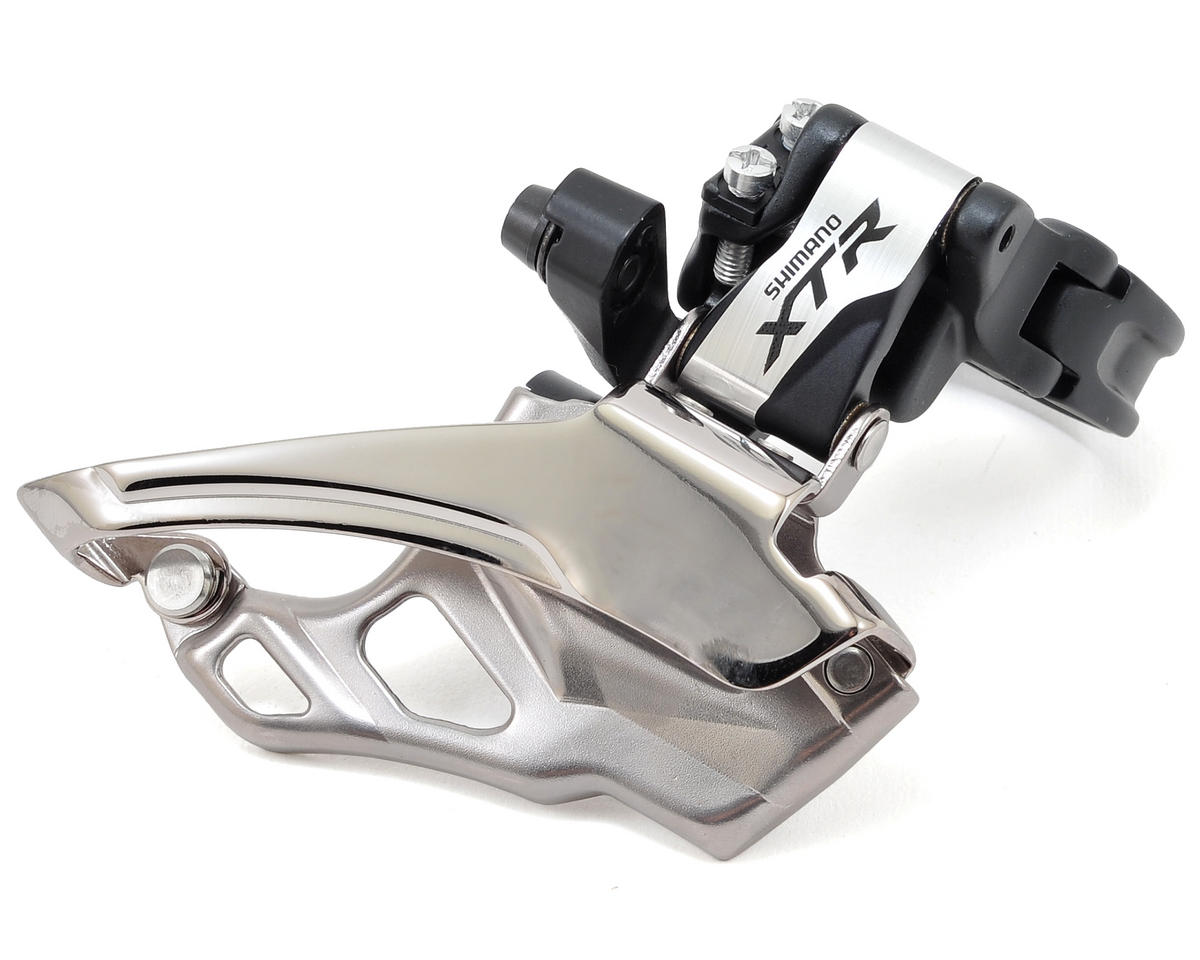 Shimano XTR Front Derailleur FD-M986,  Down-Swing Top-Pull (Band-Type)